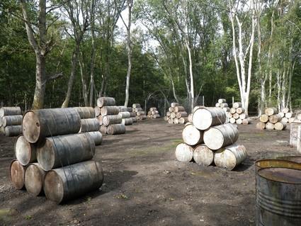 Speedball barrels