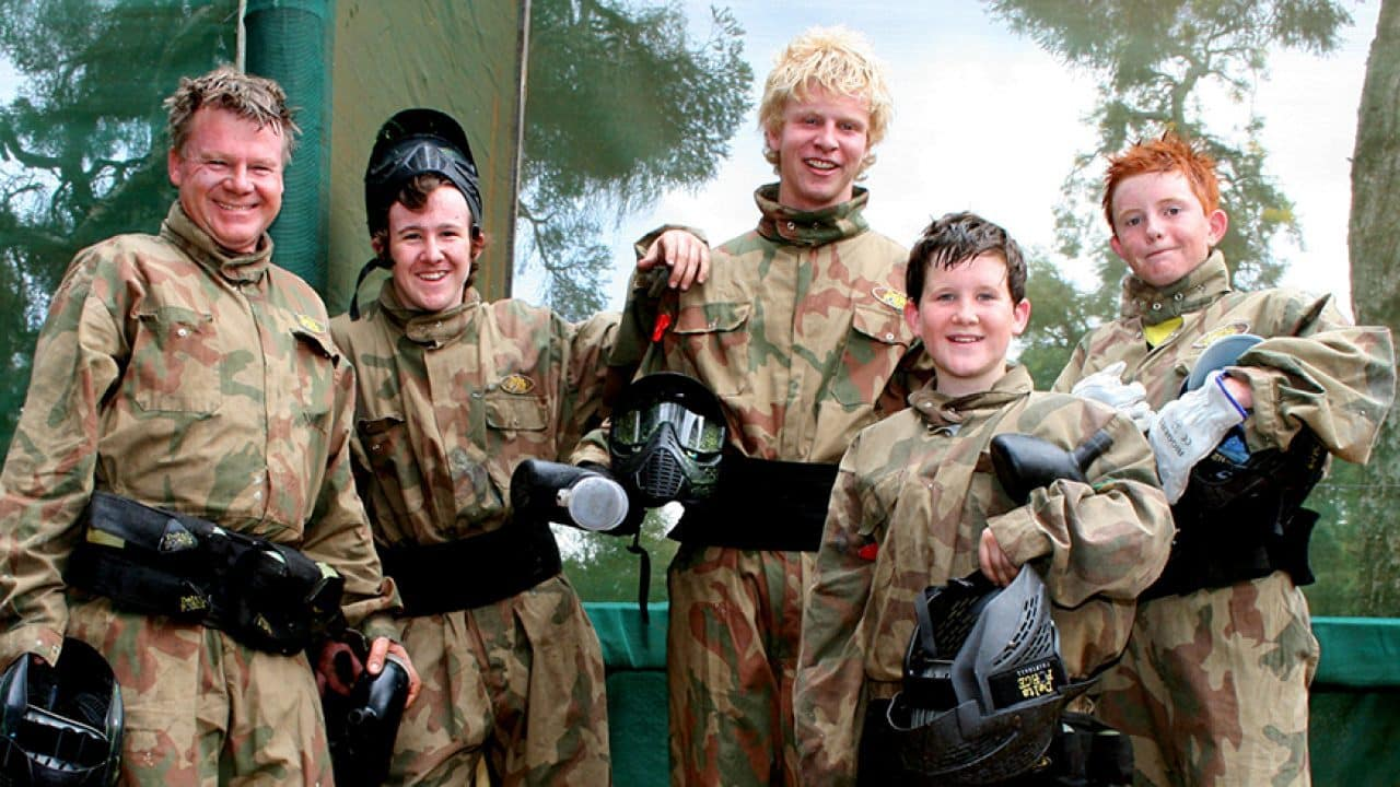 Paintball Children's Parties