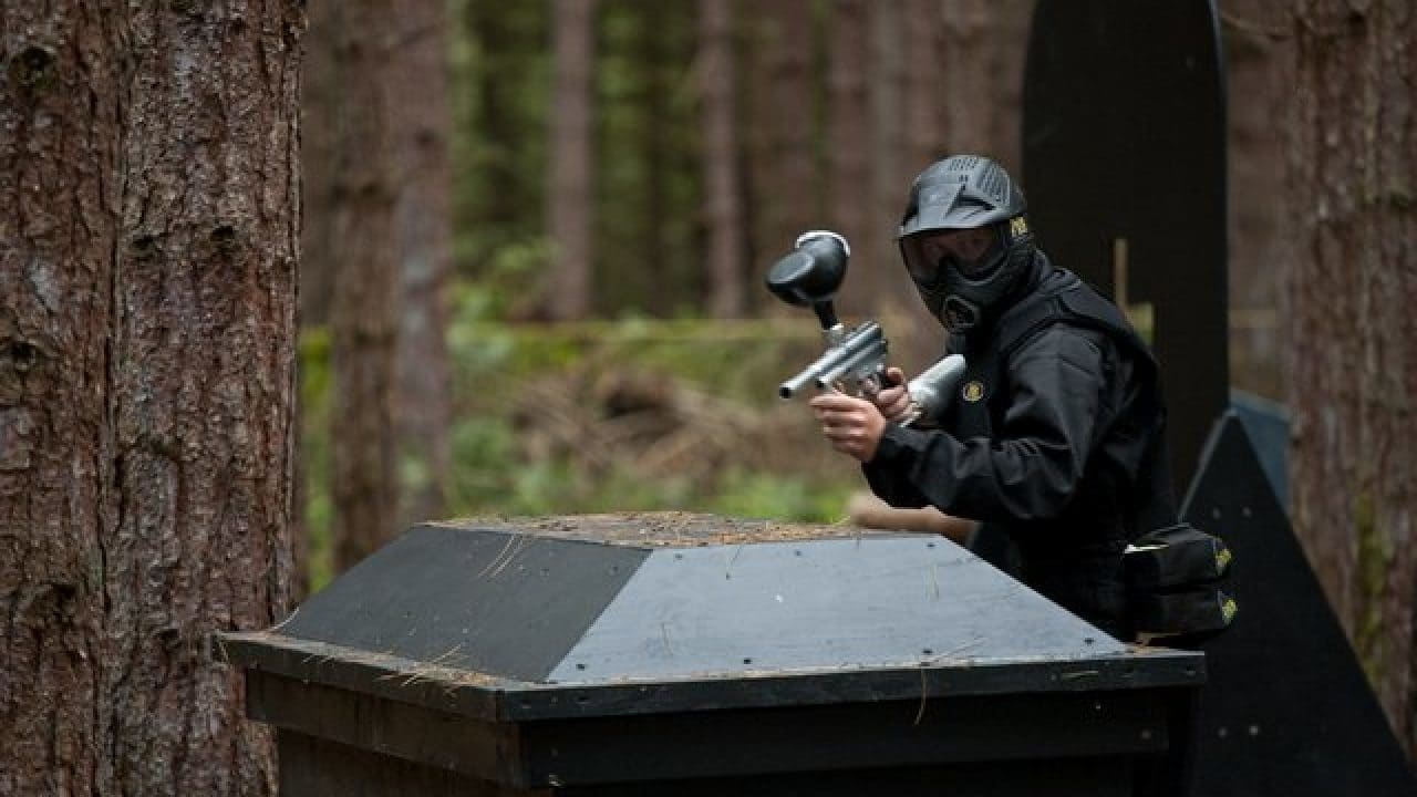 Delta Force Player Stood Beside Haunted Graveyard Game Zone
