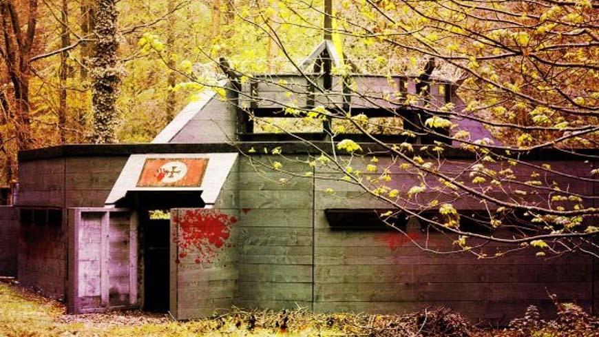 Bunker At Apocalypse Bunker Game Zone