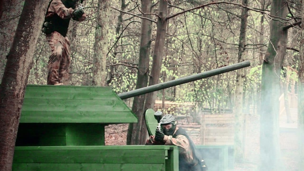 Delta Force Players Fire Off Tank Enemy At The Gates