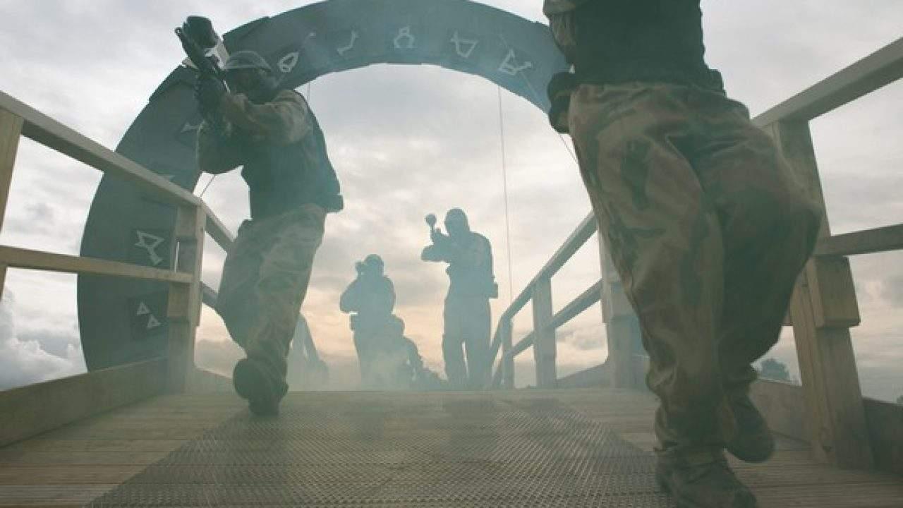 Delta Force players advance through Stargate