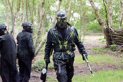 Essex Terminator Paintball