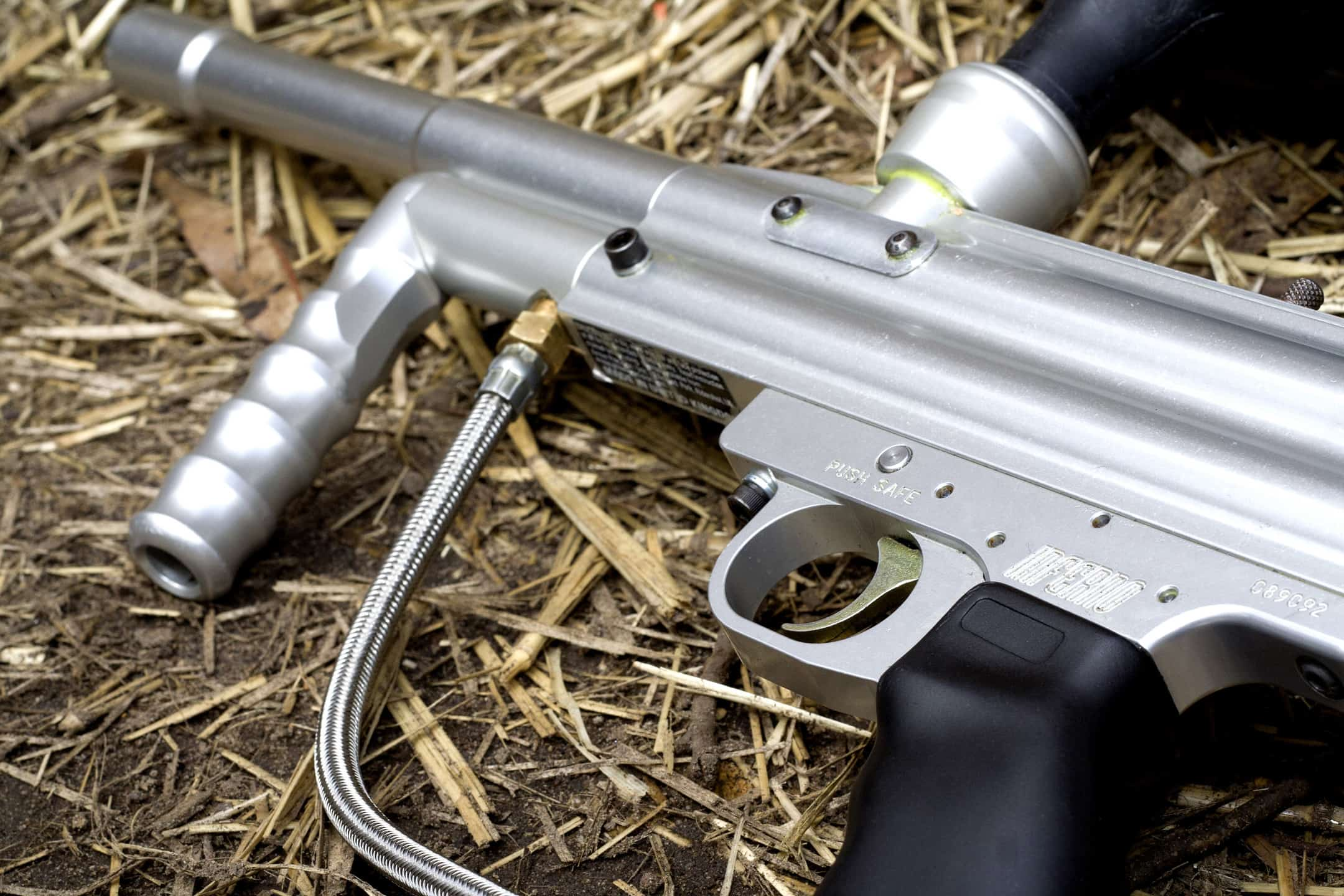 Delta Force Paintball Gun