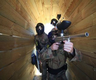 Delta Force Players Play Berlin Wall Game Zone
