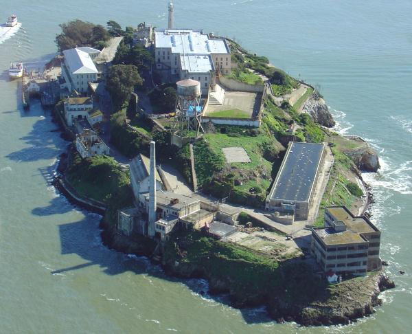 Alcatraz, San Francisco Bay, United States
