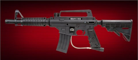 M16 paintball gun