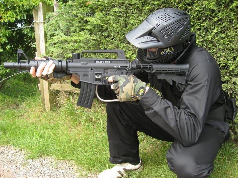 Upgrade Paintball Gun