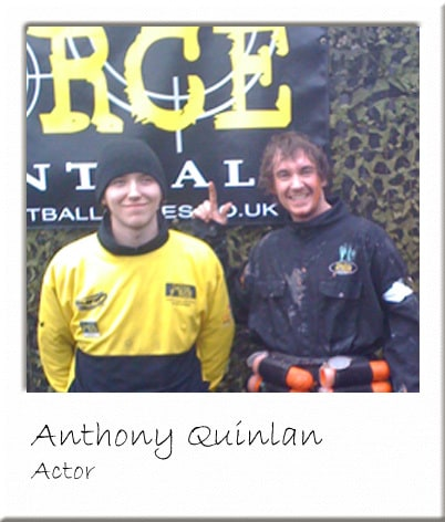 Anthony Quinlan Paintball Newcastle