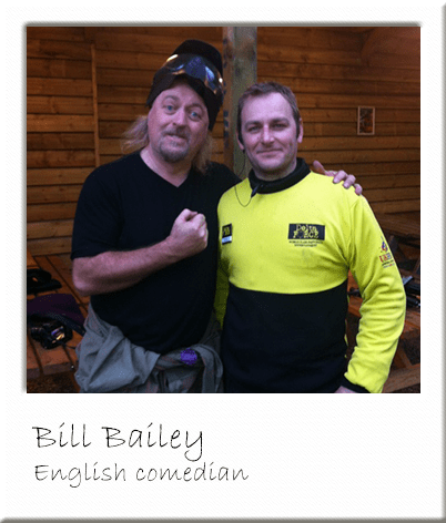 Bill Bailey at Paintball Effingham