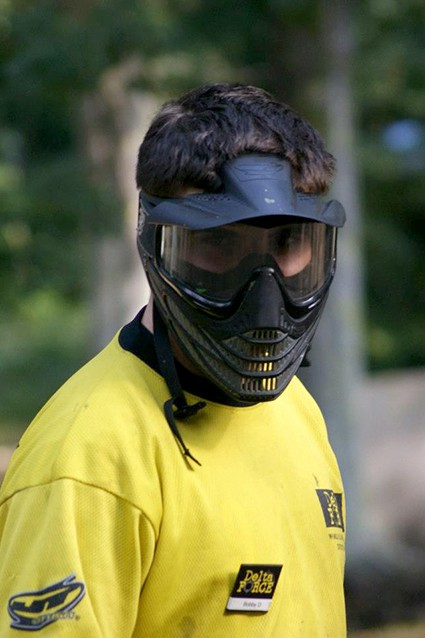 colchester professional paintball marshal
