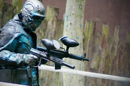 terminator action paintball croydon