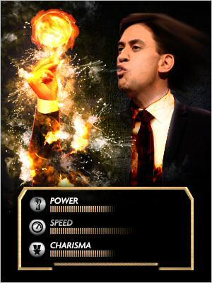 Ed Miliband Downing Street Fighter