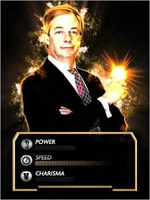 Paintball Battle Downing Street Fighter Nigel Farage