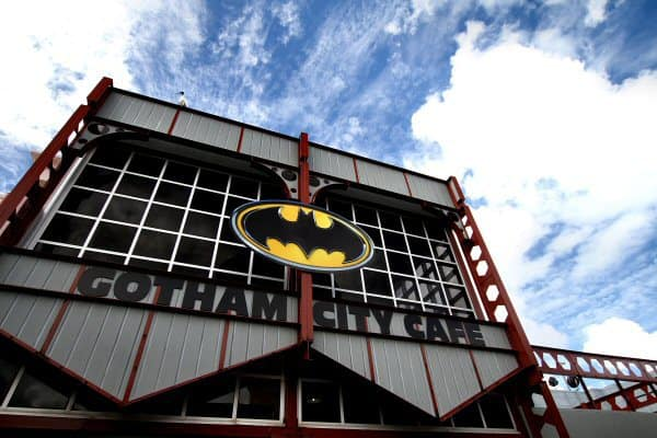 Gotham City Paintball Game Zone