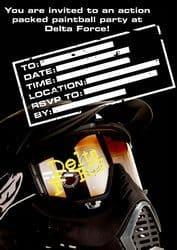 Delta Force invitation 1
