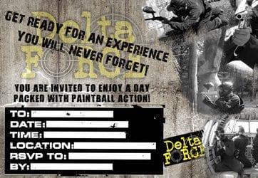 Delta Force invitation 2