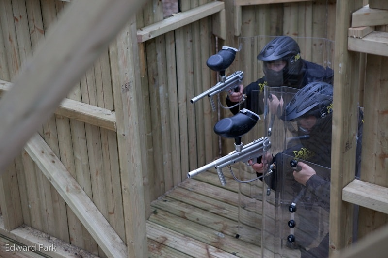 Paintball Riot Shield
