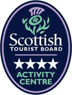 Paintball Glasgow AWARDED 4 STARS BY THE SCOTTISH TOURIST BOARD