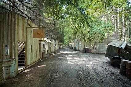 Soviet village