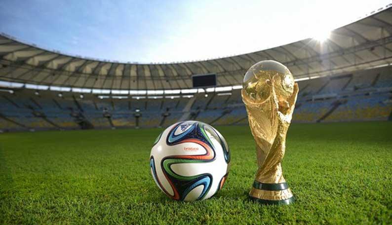 Adidas Brazuca 2014 World Cup Ball