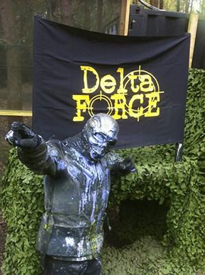 THE DELTA FORCE TEMINATOR