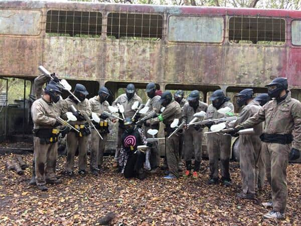 Delta Force Gerrards Cross paintball