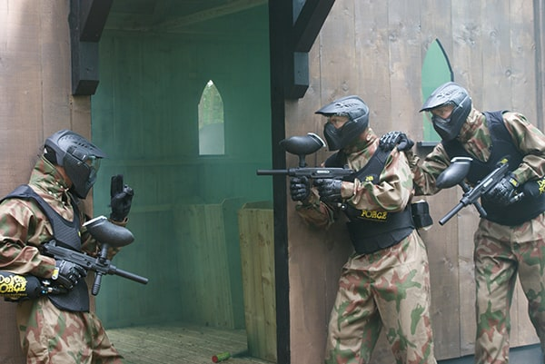 delta force players by zombie crypt church