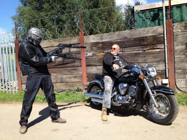 Terminators Motorcycle