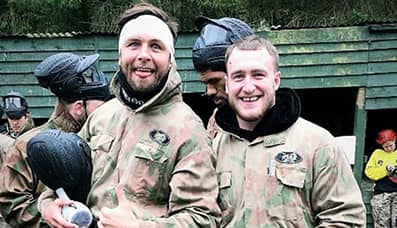 Delta Force Paintball Glasgow Warriors